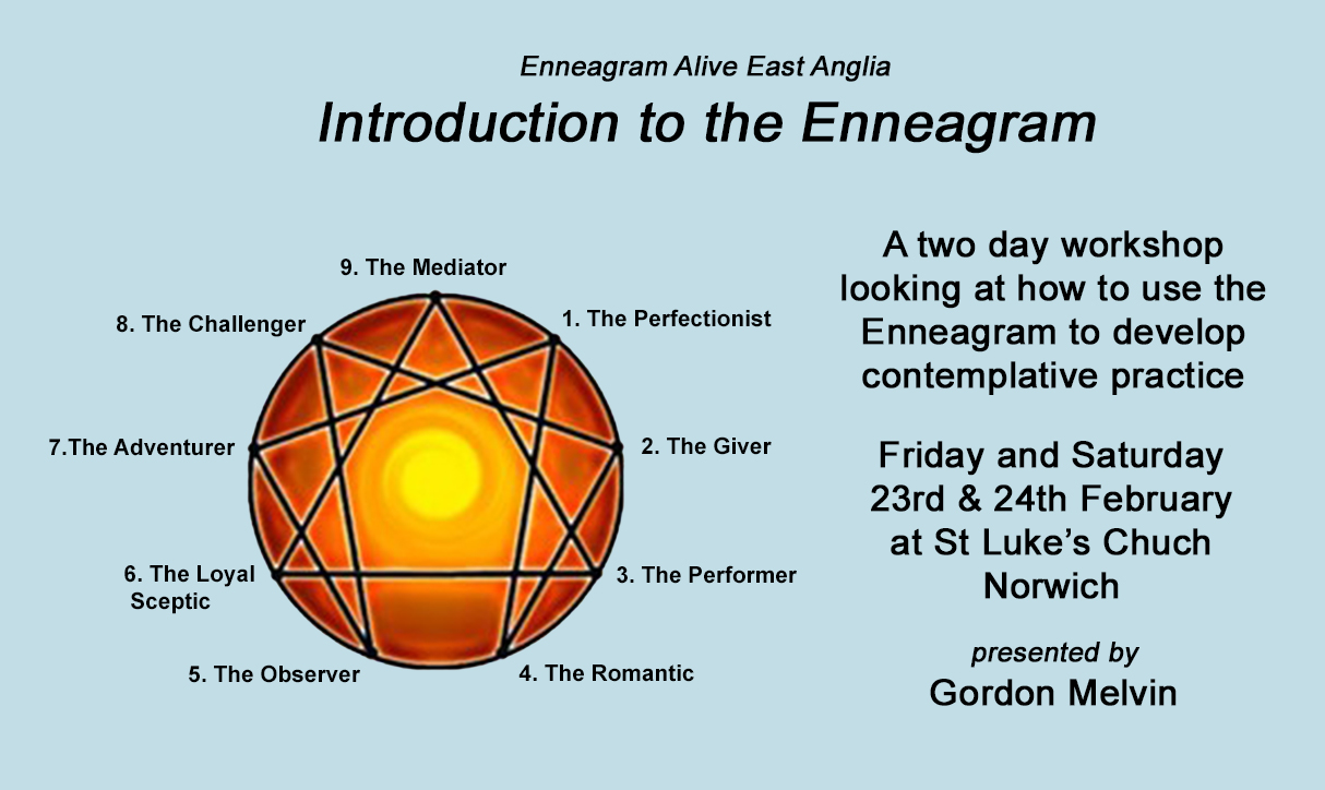 Enneagram email 2018